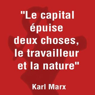Karl Marx (citation)